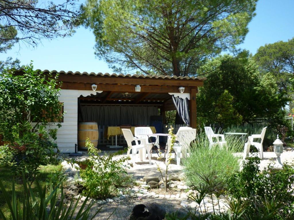 Cuisine d'été - Prestations - Gite Roulotte Entre vignes et oliviers - Cévennes Gard Occitanie